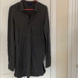 Ralph Lauren long sleeve polo dress